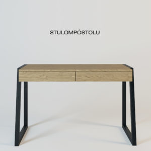Письменный стол INTU Шпон